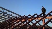 Сварочные работы с металлоконструкциями в Абакане