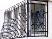 металлические решетки в Абакане