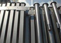 Металлические столбы в Абакане изготовление и монтаж г.Абакан