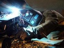 Устранение трещин и микротрещин в металле г.Абакан